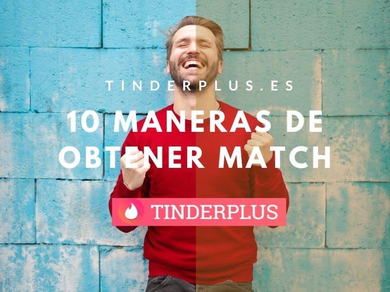 10 maneras de conseguir match en Tinder